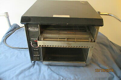 """Apw Wyott At-Express Commercial Conveyor Toaster 300 Slices/Hr,1.5"""" Opening"""