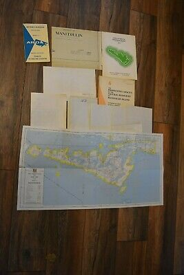 Manitoulin Island  Maps And Studies 10 Maps And 2 Studies
