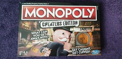 Monopoly Cheaters Edition ***BRAND NEW SEALED***
