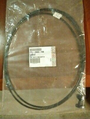 Genuine PAI FTL-2690-108 Throttle Cable 21QB3250RP108 Mack Truck