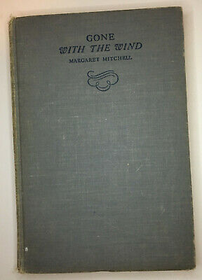 Gone With the Wind - Margaret Mitchell First Edition October 1938 MacMillan RARE