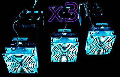 CLOUD MINING Contract x3 Antminer S9 Rental 40.5 TH/s Bitcoin Mining Hash 1 Day