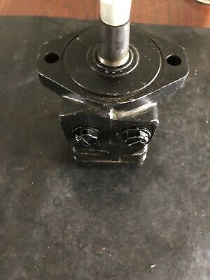 White Drive Products Hydraulic Motor SN 101076561 New Surplus Stock