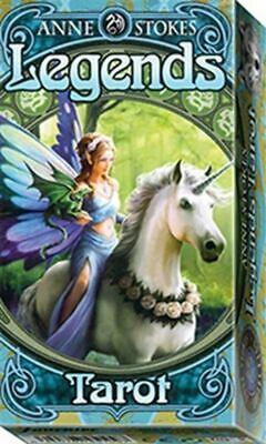 Anne Stokes: Legends Tarot Card Deck