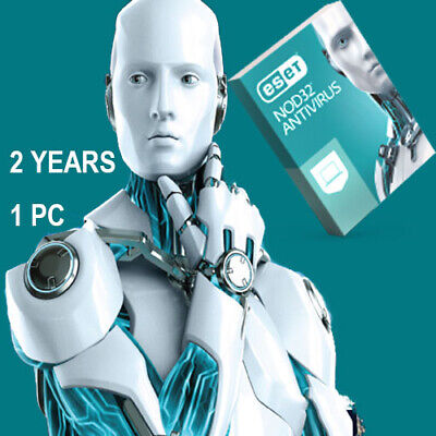 ESET NOD32 Antivirus Internet Security 2 Years 1 PC License key Global