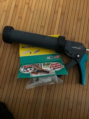 Pistolet a silicone wolfcraft