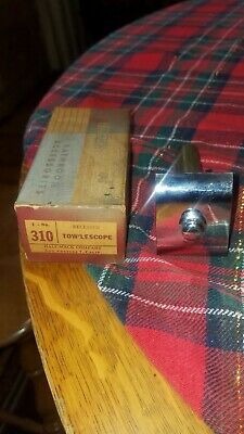 """Vintage 1950ies -60ies Hall -Mack New In The Box No.310 Recessed Tow""""Lescope"""