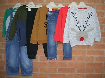 Mainly NEXT Boys Bundle Jumpers Shirts Jeans T-Shirts Tops Age 2-3 98cm