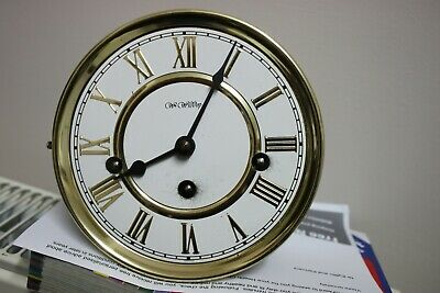 Westminster chime Hermle wall clock movement for spares repairs