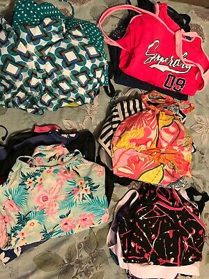 Joblot Of Ladies Swimsuits - 80 Swimsuits - Various Sizes & Makes