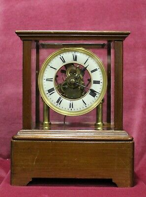 ANTIQUE EUREKA CLOCK no. 4206