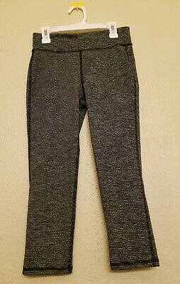 Old Navy Active Go-Dry Capri Legging athletic activewear girls size XL 14