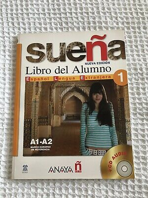 Sueña 1 Spanish As A Foreign Language Course Student Textbook Inc CDs A1-A2