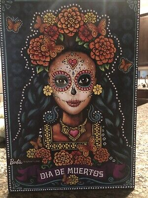 Day of the Dead Barbie / Signature