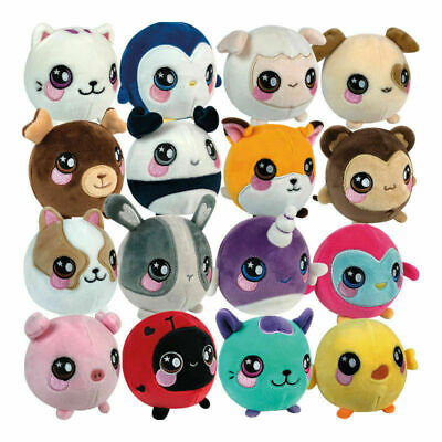 Squeeze Animal Squishies Squeezamals Plush Squishy Slow Rising Soft Cute Play AU