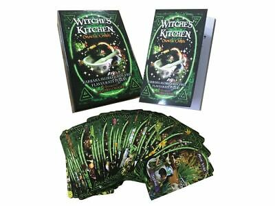 Witches Kitchen Oracle Cards