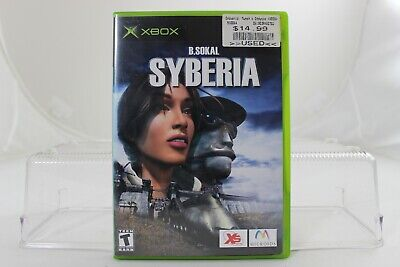Syberia (Original Xbox Game) CIB Complete SHIPS TODAY