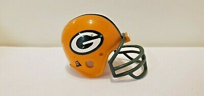 Green Bay Packers Mini Riddell Pocket Football Helmet NFL 1997 Vintage~Free Ship