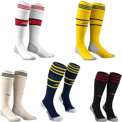 18-19-20 Football Socks Soccer Club Training Team Badge Kid Boy Adult Stocking