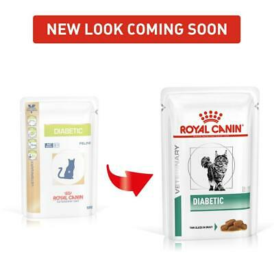 Royal Canin Veterinary Diet Cat - Diabetic Cat Wet Food Pouches