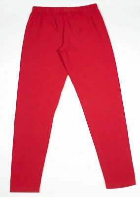 Circo Girls Size Xl 14 16 Leggings Candy Apple Red Cotton & Spandex