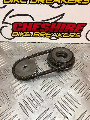 Triumph Speed Triple R 1050 2012 2013 2014 2015 Oil Pump Chain & Drive Gears