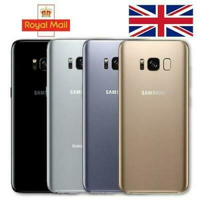 SAMSUNG GALAXY S8 64GB Android Mobile Phone Unlocked 4G SIM Various Colours