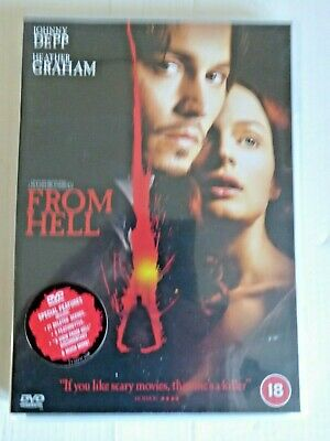 From Hell - Two Disc Dvd