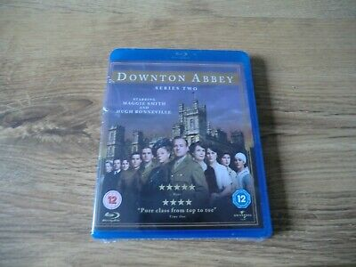 Downton Abbey Blu Ray The Complete 2Nd Series