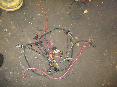 JD 140 GARDEN Tractor Wiring Harness AM33883 Serial # 38001 ... John Deere Wiring Harness on john deere b wiring harness, john deere 214 wiring harness, john deere 110 wiring harness, john deere 50 wiring harness, john deere 318 wiring harness, john deere 400 wiring harness, john deere diesel wiring harness, john deere 70 wiring harness, john deere 160 wiring harness, john deere gator wiring harness, john deere 210 wiring harness, john deere 2510 wiring harness, john deere tractor deck belt diagram, john deere 317 wiring harness, john deere 212 wiring harness, john deere 314 wiring harness, john deere 425 wiring harness, john deere tractor wiring harness, john deere 112 wiring harness, john deere wiring harness diagram,