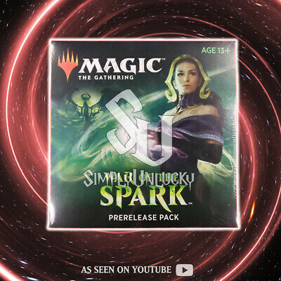Magic The Gathering: War Of The Spark Prerelease Pack