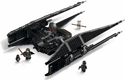 Starwars Building Blocks Kylo Ren's TIE Fighter Bricks Star Toy Wars Kits Toys