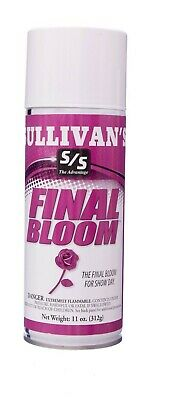 Final Bloom para Ganado Agradable Olor Voluntad Refresca Recoger 325ml