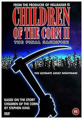 Children Of The Corn 2 - The Final Sacrifice  DVD (2000) Terence Knox