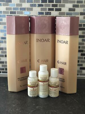 PROMO LISSAGE BRESILIEN INOAR GHAIR KIT 100 ml