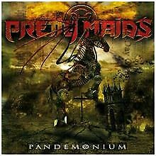 Pandemonium by Pretty Maids | CD | condition very good
