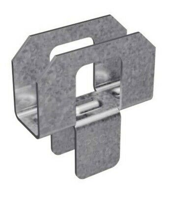 """Simpson Strong-Tie 7/16"""" Plywood Panel Sheathing Clip PSCL 7/16, qty 253"""
