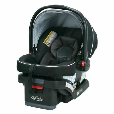 Graco SnugRide SnugLock 30 Gotham 2048585 Infant Car Seat - Gotham