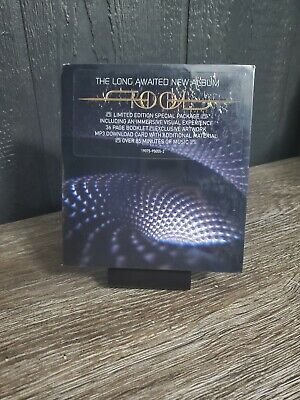 Tool Fear Innoculum CD Limited Special Edition