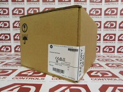 1756-A4 | Allen Bradley | ControlLogix | 4 Slot  Chassis - New Surplus Sealed...