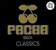 Pacha Ibiza-Classics (Best of 20 Years) by Various | CD | condition very good