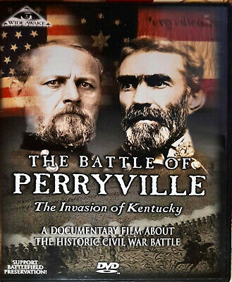 The Battle of Perryville: The Invasion of Kentucky (DVD Documentary)