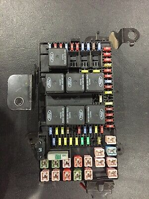 02 Ford Excursion Interior Fuse Panel Junction Box Relay Module 2C7T-14A067-An