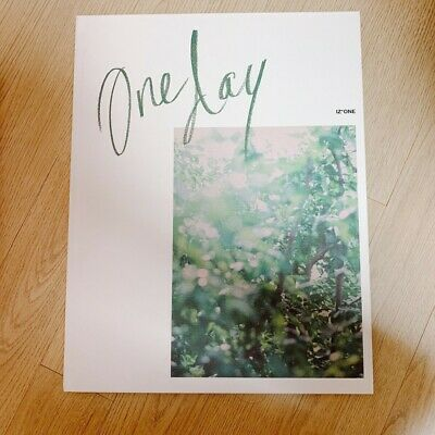 IZ*ONE IZONE Official Photo Book ONE DAY Photobook Only Limited Free Shipping