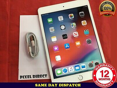 Apple iPad mini 3 16GB Retina Display Wi-Fi, 7.9in Gold +iOS 12 -Ref 658