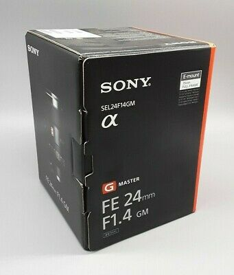 Sony FE 24mm F/1.4 GM Lens SEL24F14GM