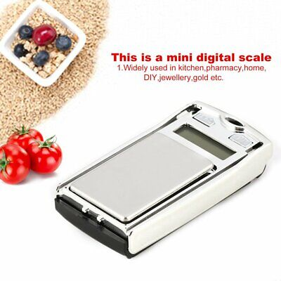 Mini Digital Pocket Scale 100g 0.01 Precision for Kitchen Jewellery g/dwt/ct OU