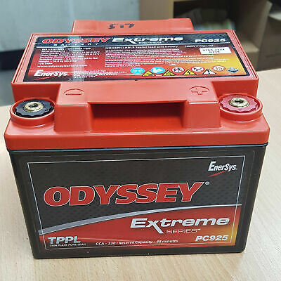 **NO BOX / PACKAGING** Odyssey Extreme Racing 35 Battery PC925