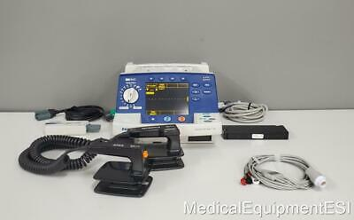 Philips Heartstart XL Biphasic 3 Lead AED PACING with Paddles
