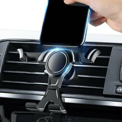 Gravity Car Bracket Phone Holder Universal Air Vent Navi Mount for Smart Phones